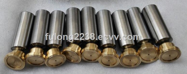 Vickers pump part & rotary group #PVH131 (shoe plate, swash plate