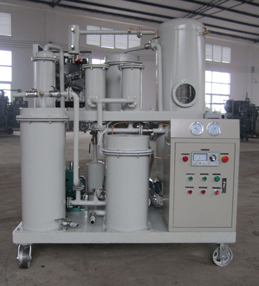 COP Series Used Cooking Oil Purification System