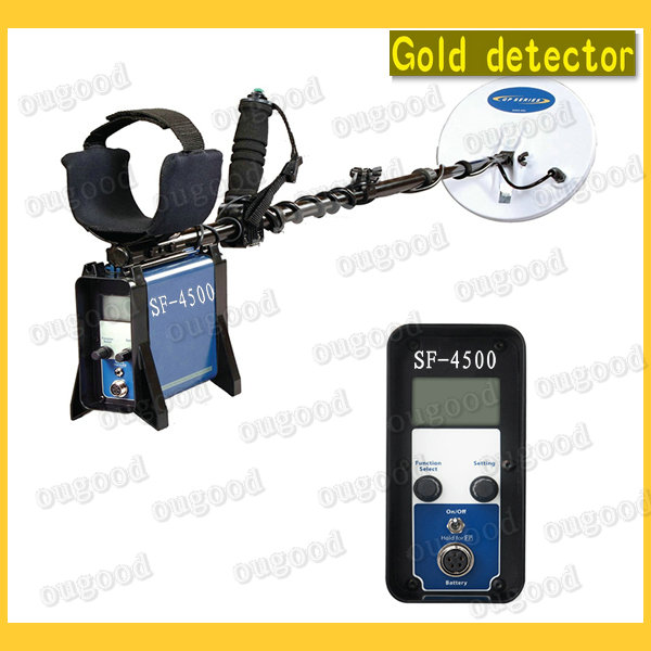 CPX 4500 Ground gold detector, Automatic Ground Balance,geophysical  inspection equipment