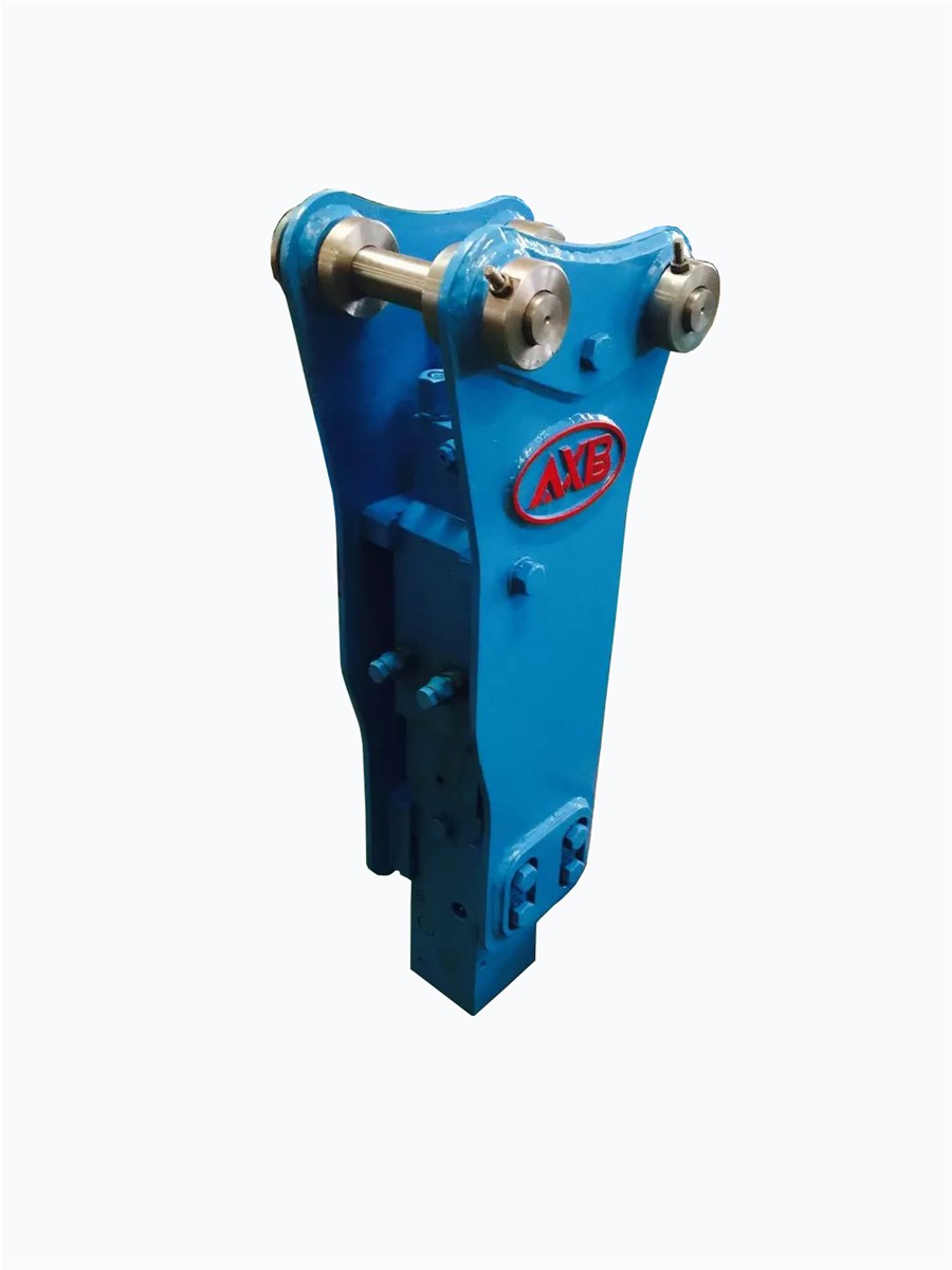 Hydraulic Rock Breaker With Spare Parts