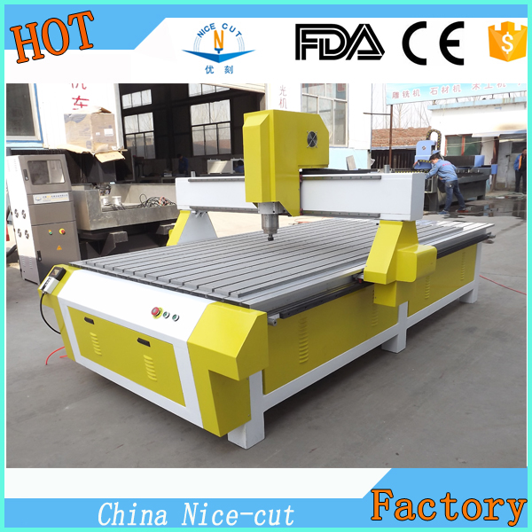 Wood cnc router furniture marking machine
