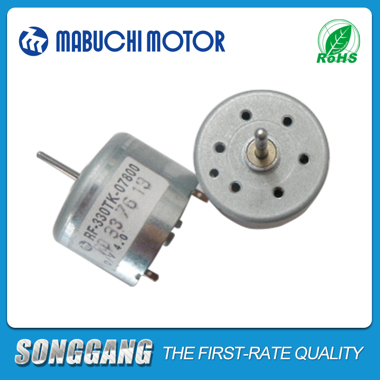 Preclous Metal-brush Motors  with High Quality for AIR FRESHENER
