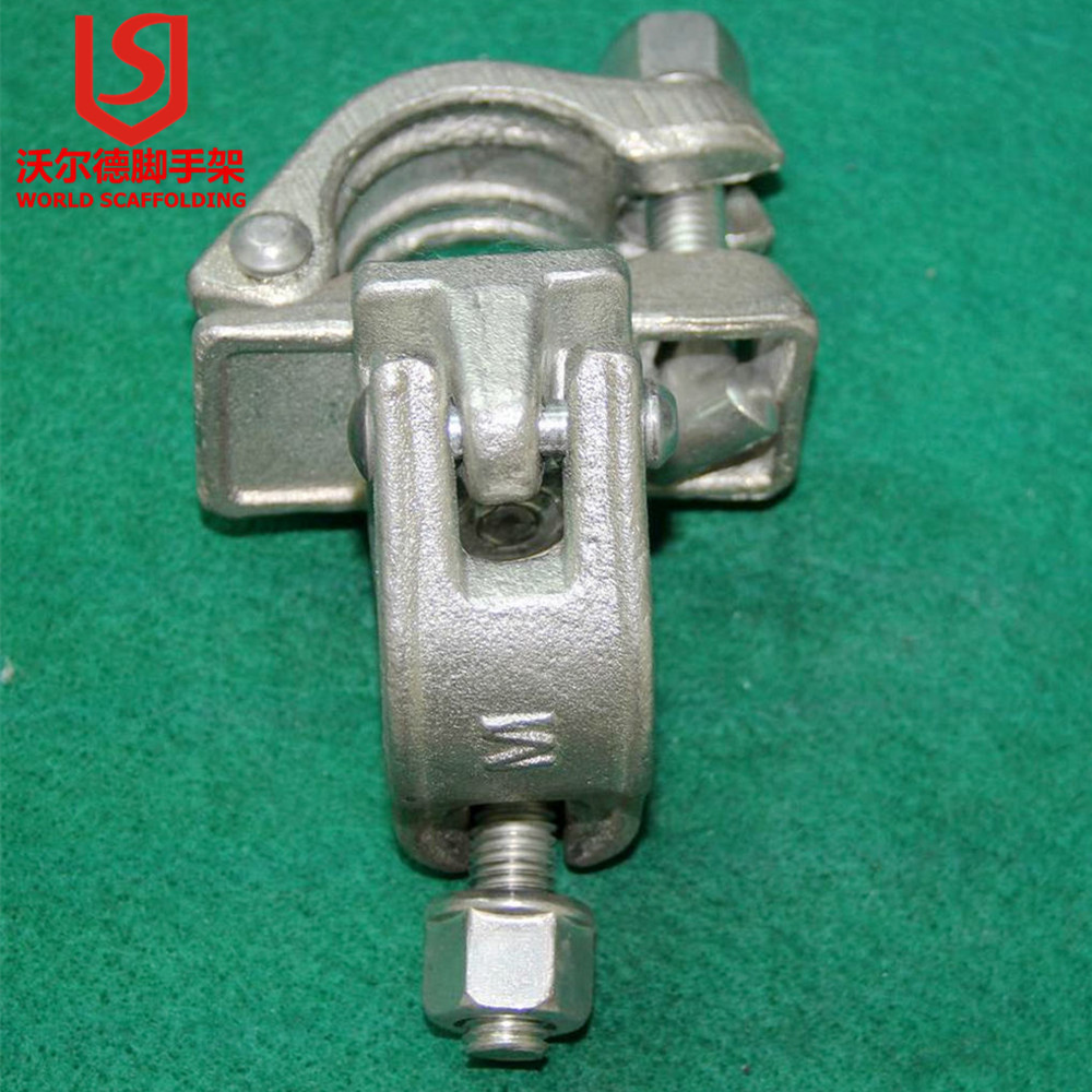bulk supply Drop Forged scaffolding coupler