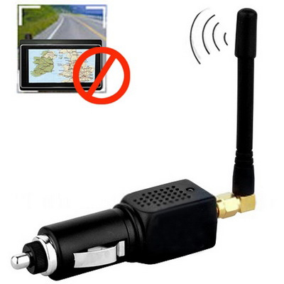 Anti GPS Tracker  Mini GPS Jammer for Car