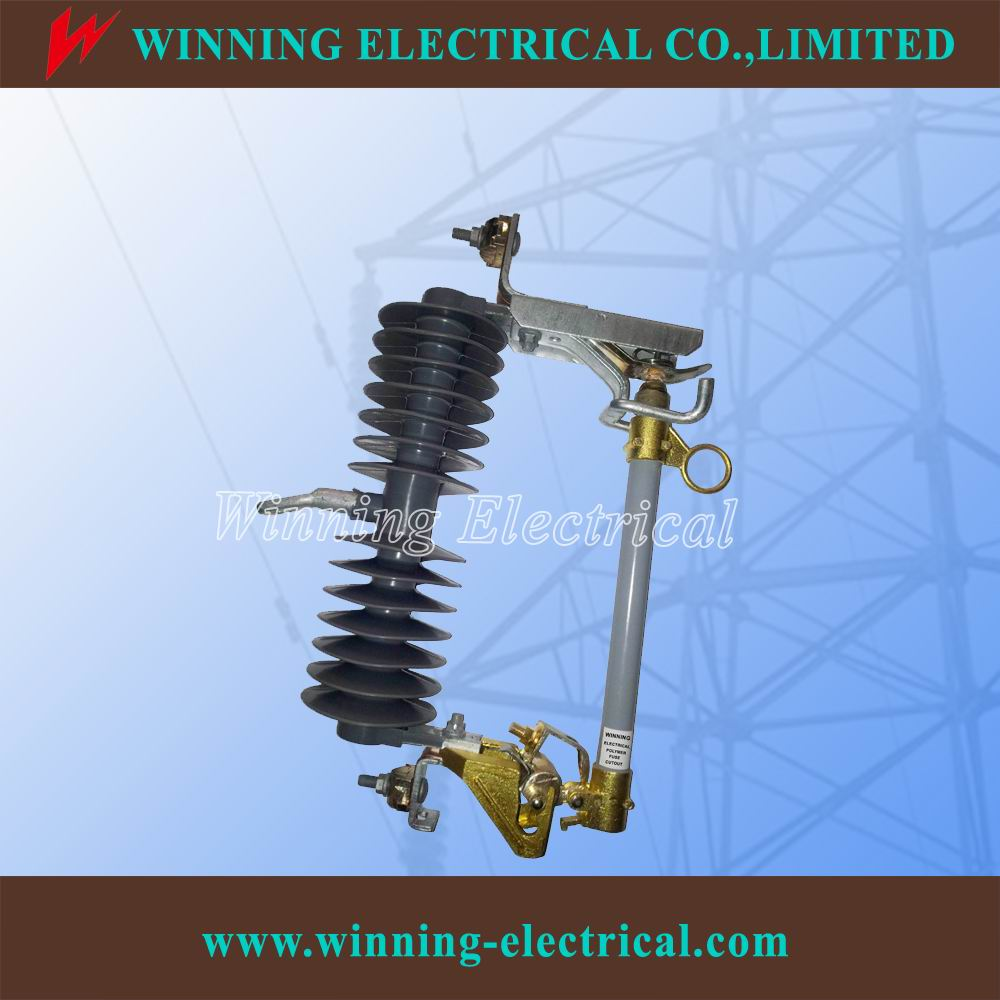 35kV Composite Fuse Cutout from China Manufacturer