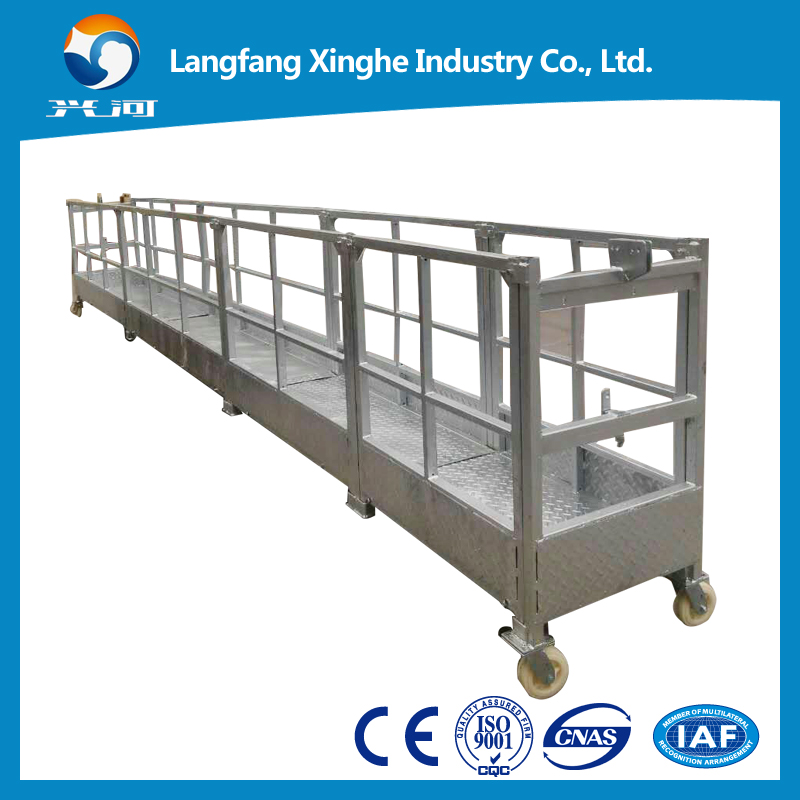 Electric suspended scaffolding / temporary gondola / suspended
