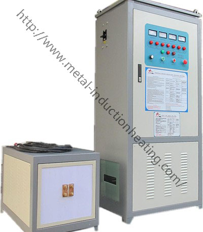 Customized Induction Hot Forging Equipment for Iron bars