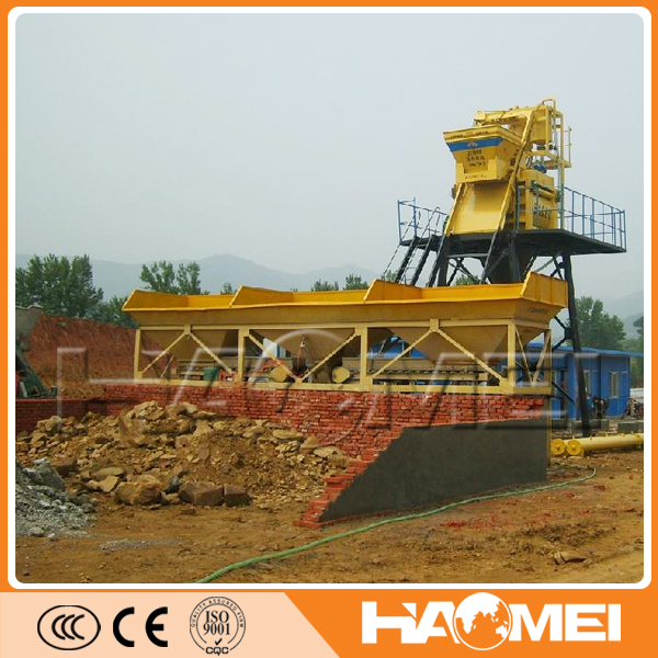 china manufacturer water pilling concrete plants