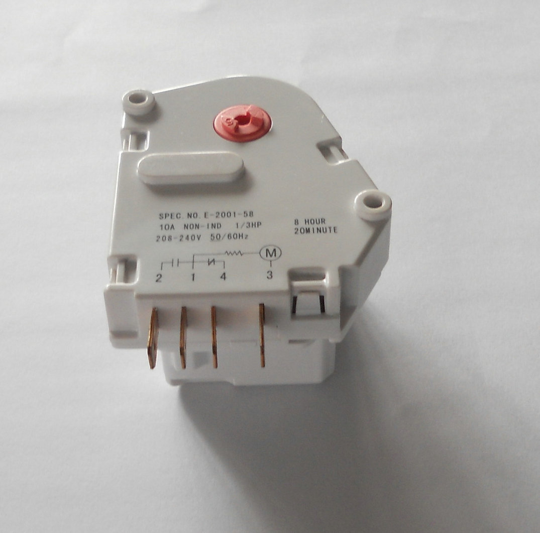 Refrigerator Parts Freezer Defrost Timer (E-2001-58) with ETL ...