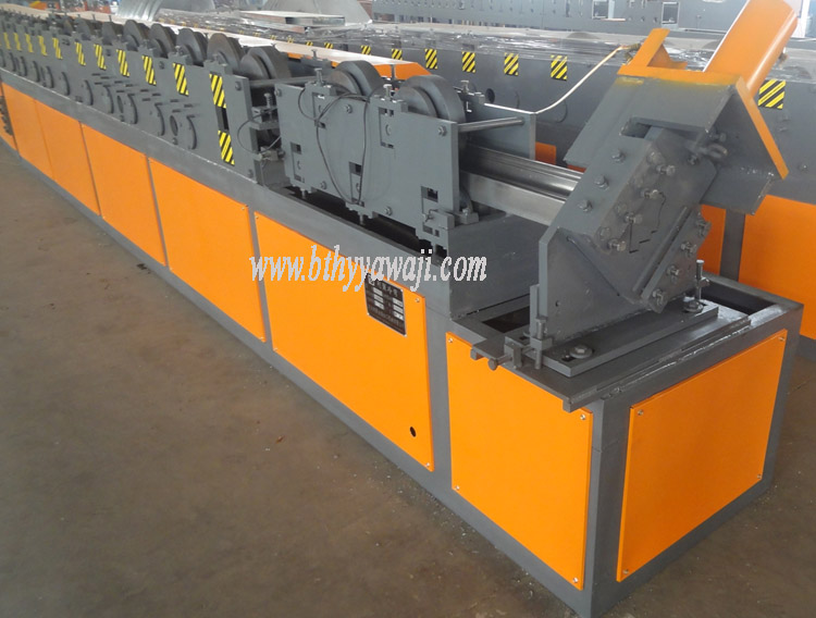 Metal Door frame Roll Forming Machine Made In China