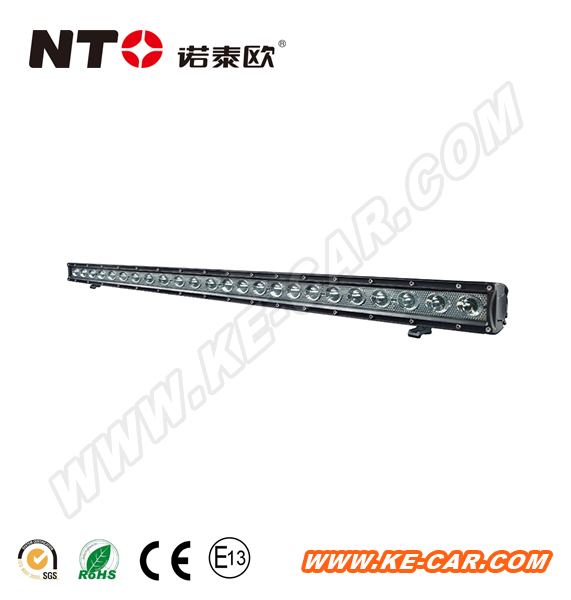 High power 120w offroad led light bar