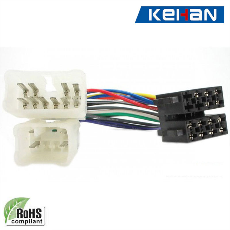 Rohs Custom Cable Assembly Automotive Wire Harness