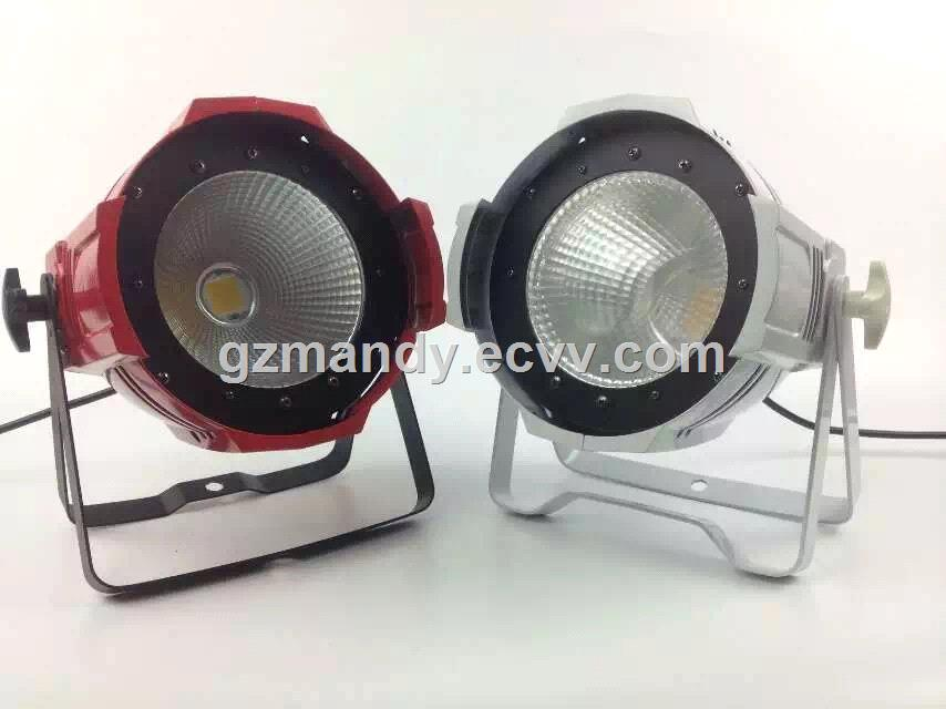 LED 100W While/Warm White/2in1/4in1 COB Par Light(MD-C051)