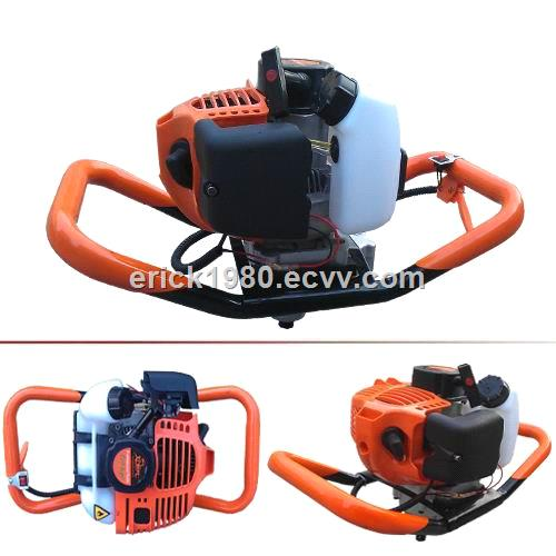 85cc gasoline engine earth auger earth drill ground drill ground auger