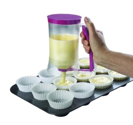 Cupcake Batter Dispenser