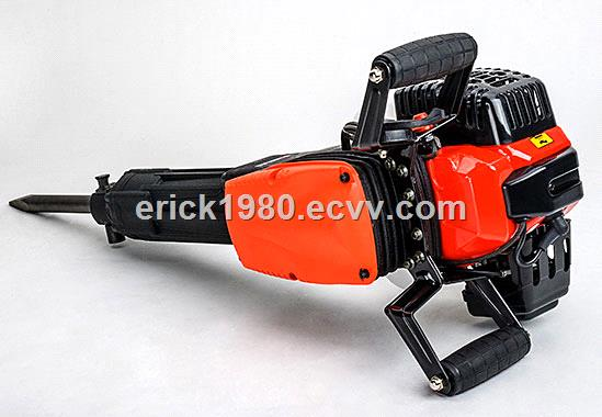 52cc Gasoline Powered Hammer Drill Gas Breaker