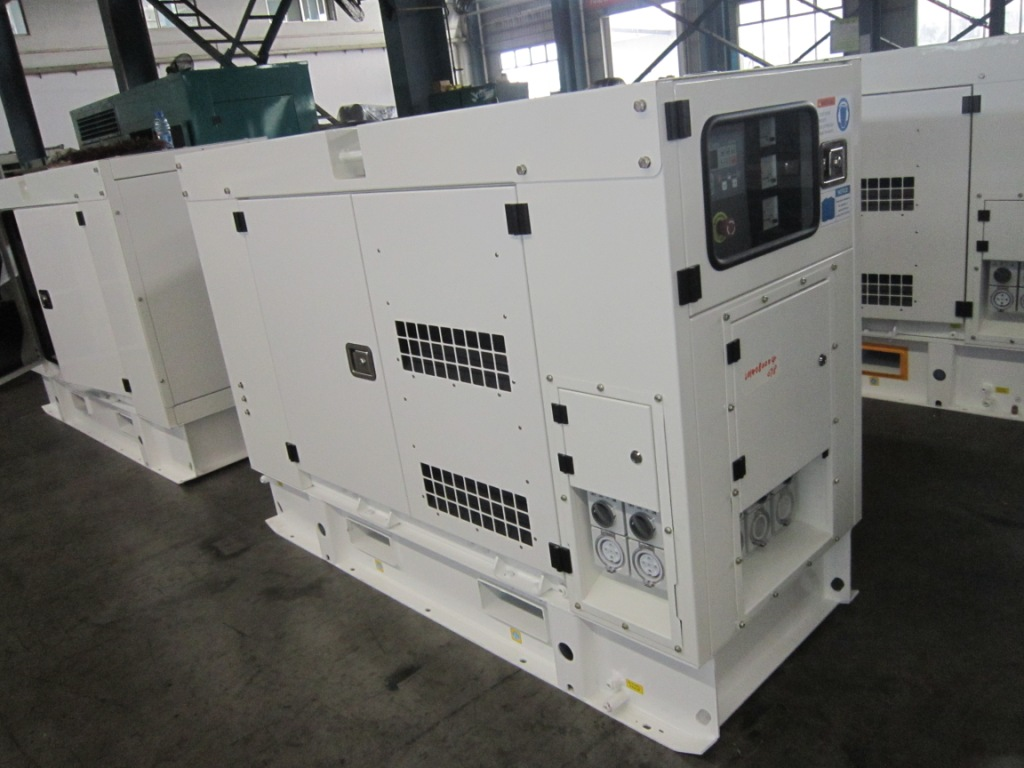 Generator set powered by Kubota engine (SG8-SG49)