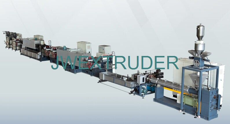 High-speed PET Straps Production line