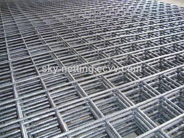 6x6 Concrete Reinforcing Welded Steel Wire Mesh purchasing ...