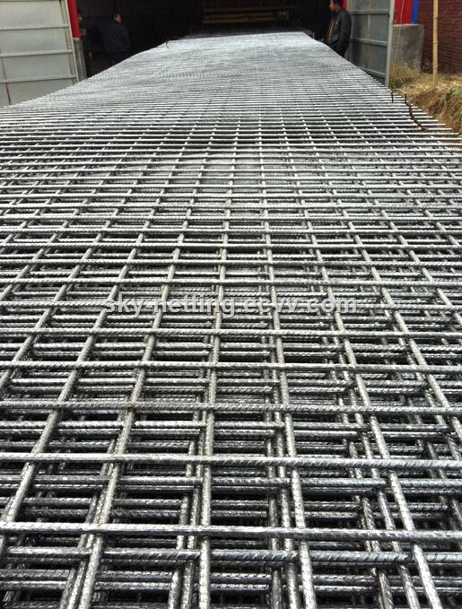 6x6 Concrete Reinforcing Welded Steel Wire Mesh purchasing, souring ...