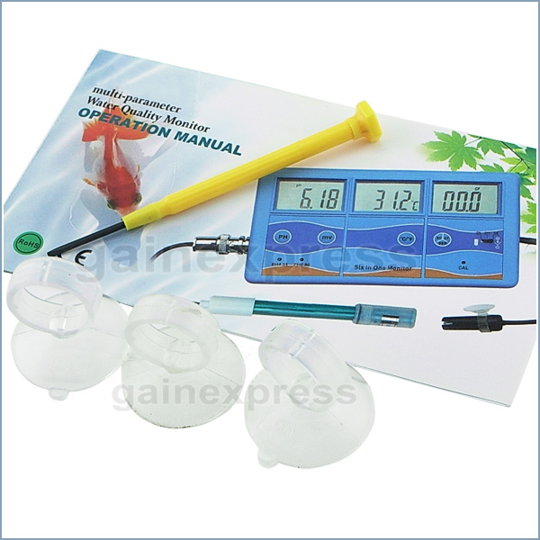 Meter Tester-7 in 1 BUILT-IN RECHARGEABLE BATTERY with USB TYPE