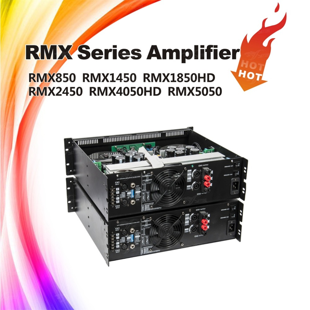 China Factory sale RMX5050 Subwoofer high power amplifier
