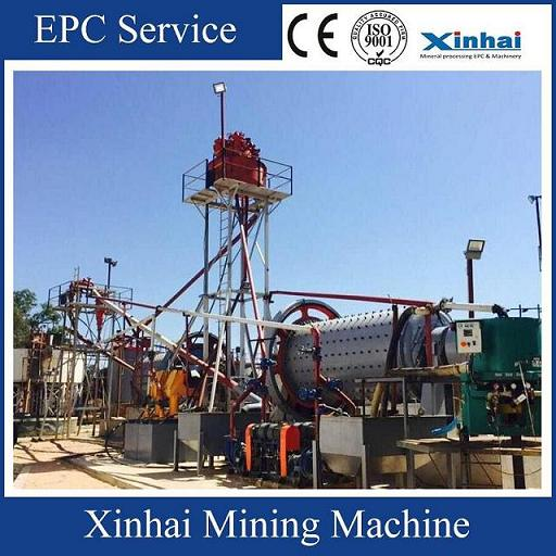 Factory Price Gold Mining Gravity Washing Plant , Gold Production Line