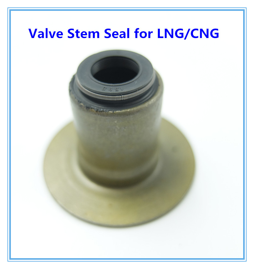 Valve stem oil seals for LNG CNG/ Valve stem seals for Sinotrucks/Valve seals for STR trucks