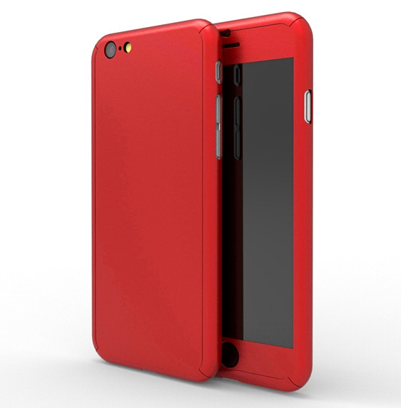 Lastest design&excellent touch & full range protection caes for iPhone 6/6Plus/6s