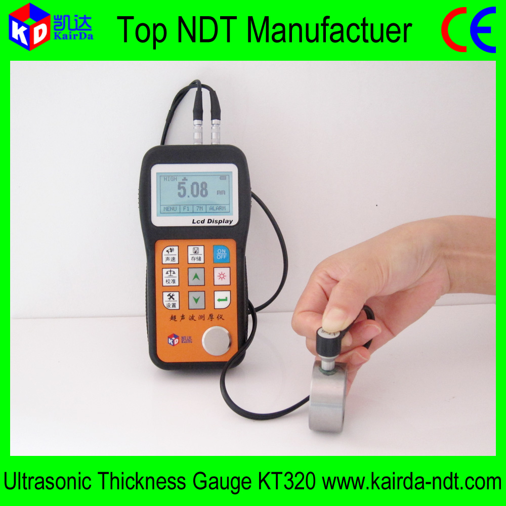 ultrasonic thickness gauge for steel