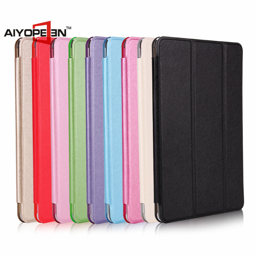 Hot Sales Silk Pattern PU smart cover With Auto Sleep & Wake up for iPad pro