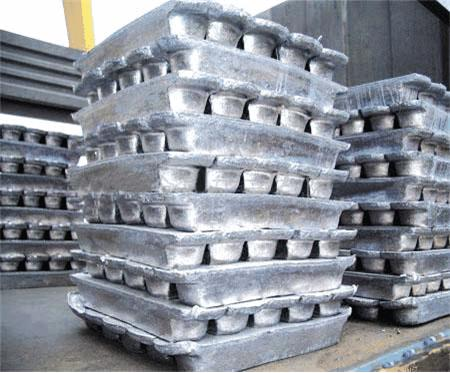 Pure Tin ingots 99.99%