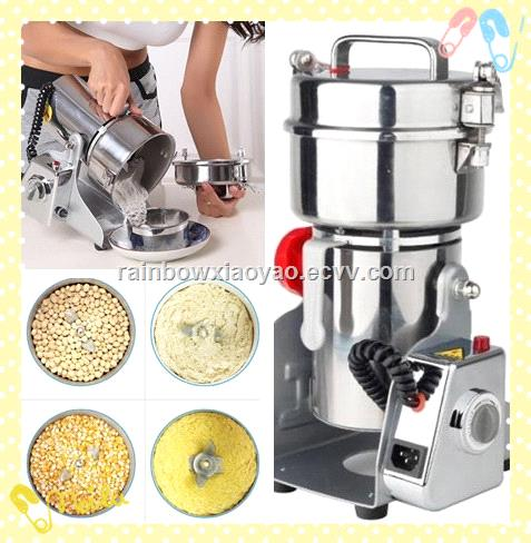 Hot Sale Herb Grinding Machine