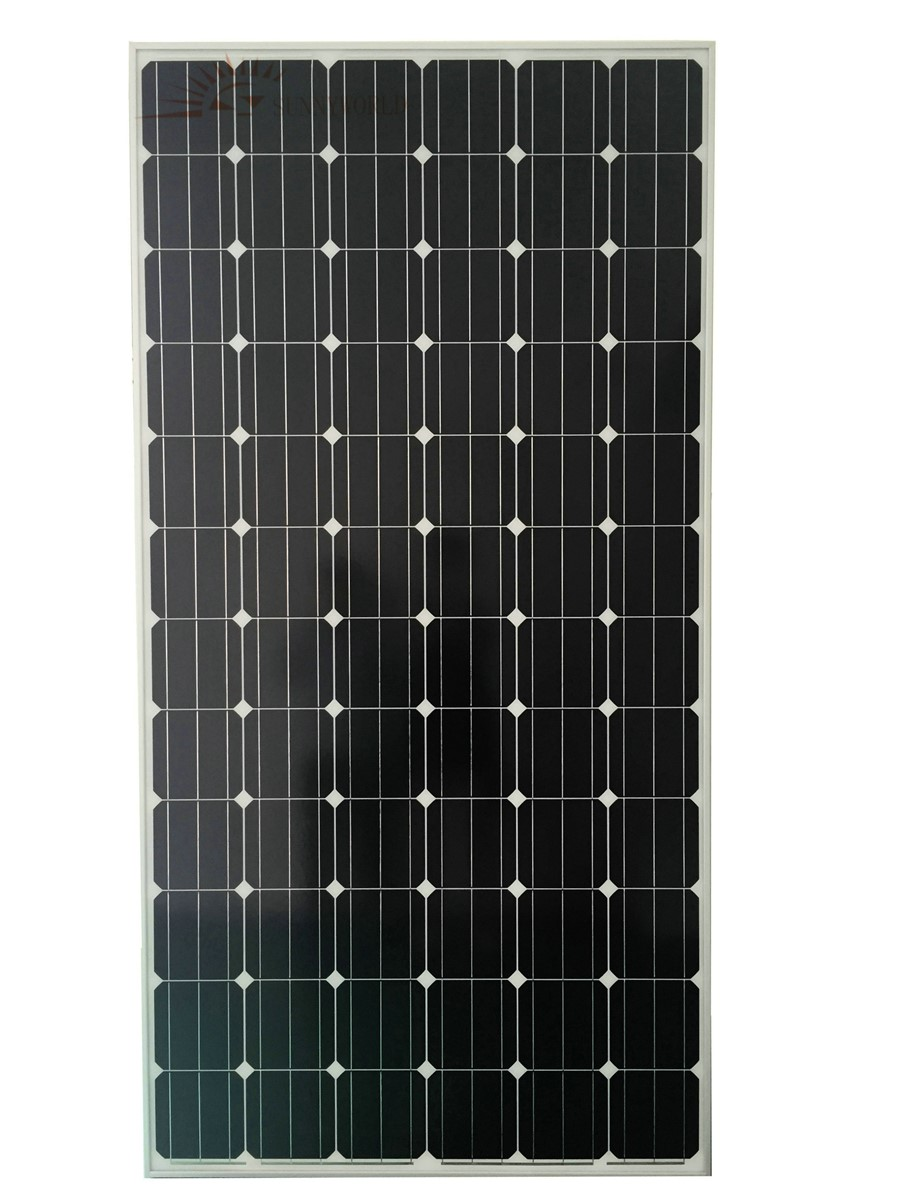 hight quality 340W monocrystalline solar pv panel factory wholesale