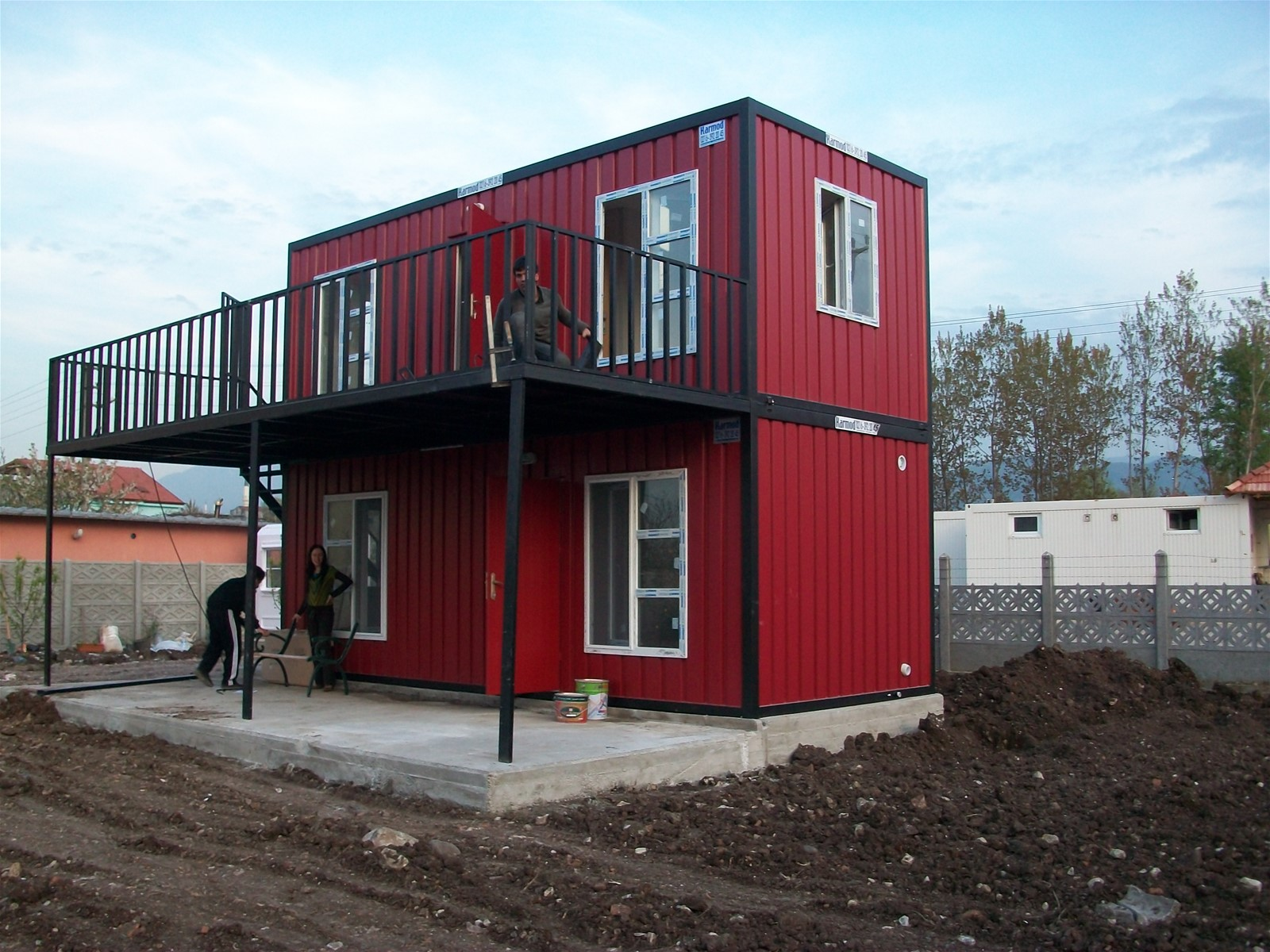 Magnificent Best Low Cost Prefab Homes Container House Price Download Free Architecture Designs Lectubocepmadebymaigaardcom