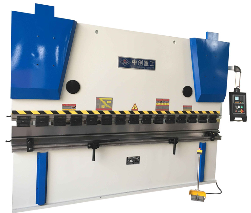 CNC press brake machine price WC67K hydraulic manual sheet metal bending