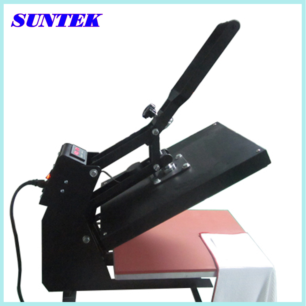 E-Magnet Auto-Open Heat Press Transfer Hot Printing Machine for Sale