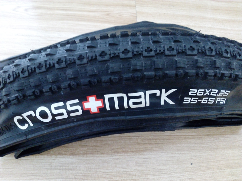new bicycle tire maxxis cros mark mountain bike tire 26*2.25 MTB bicycle tire
