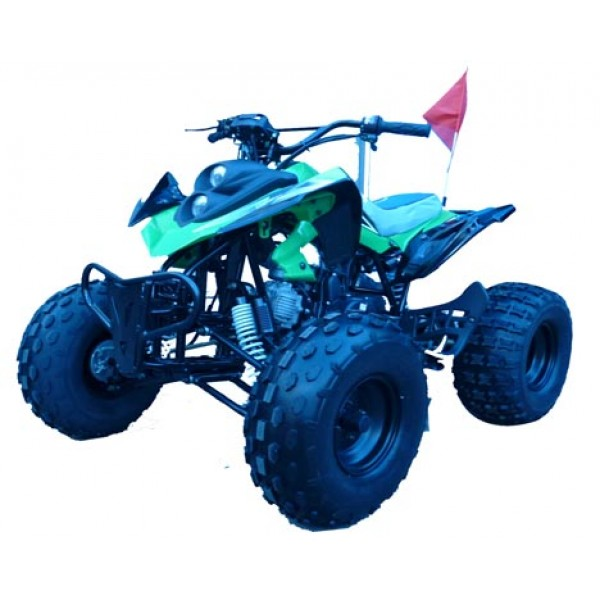 110cc ATV ,Semi Auto With Reverse from China Manufacturer