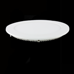 Bosenor lighting 6W edge-light round recessed led panel light