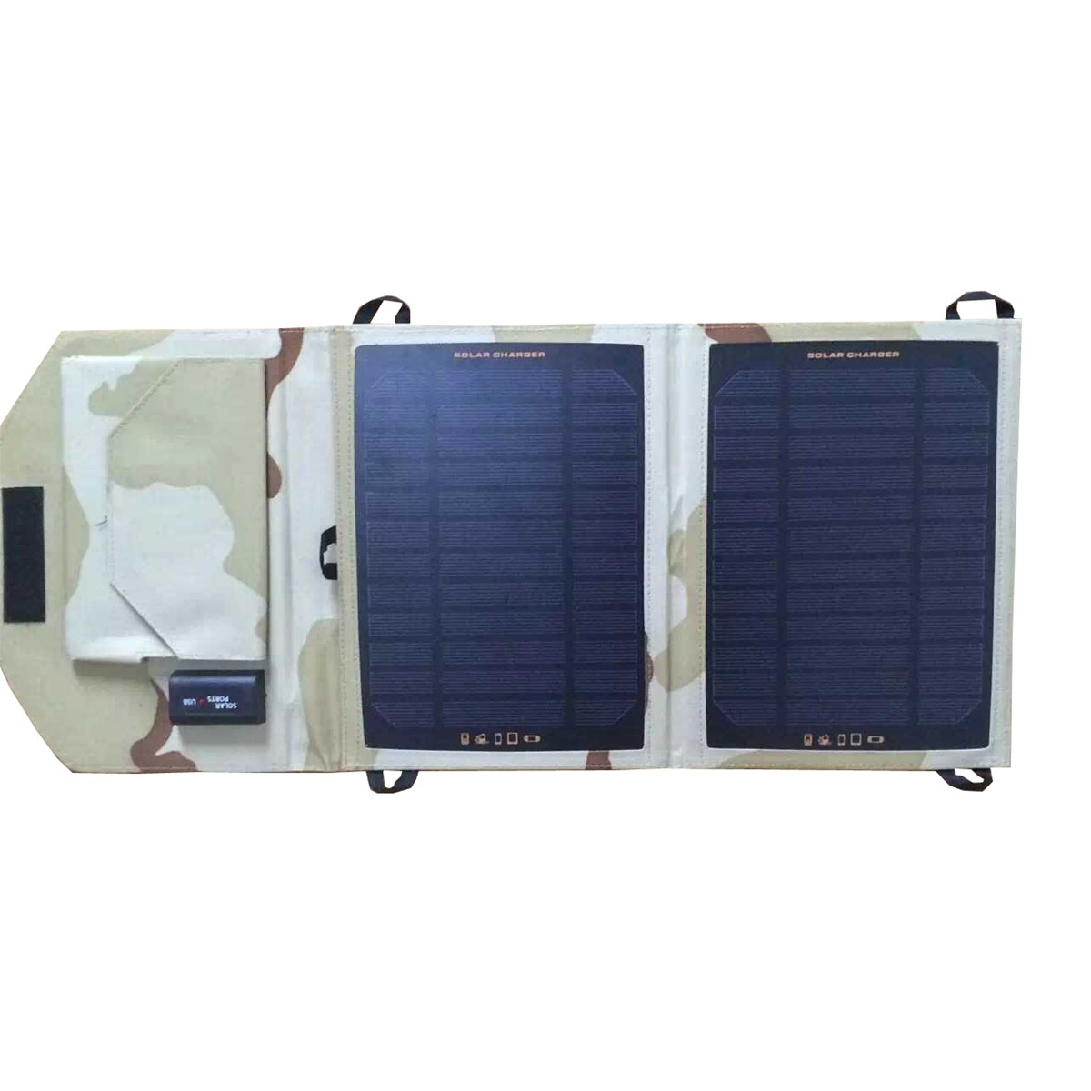 High Efficiency Solar Charger Solar Cell Phone Charger 7W 10W 14W