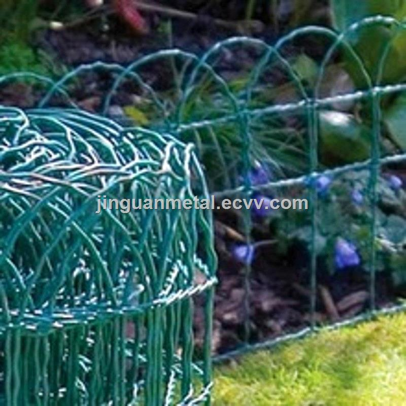 PVC Coated Gardon Wire Mesh Fence purchasing, souring agent | ECVV ...