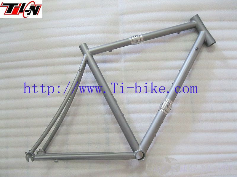 titanium Cyclocross frames with S&S couple all life time warranty