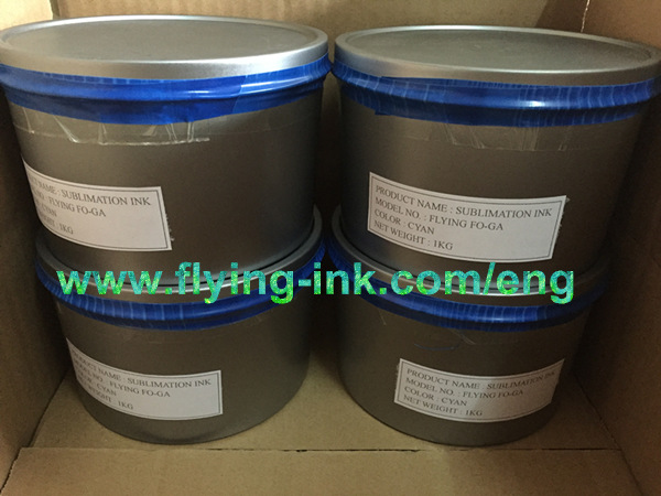 Dye Sublimation Litho Ink for Offset Printing Ink from China