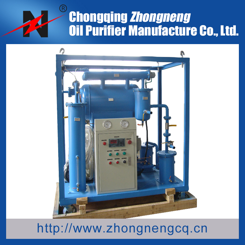 High-Quality Waste Insulation Oil Purification Machine