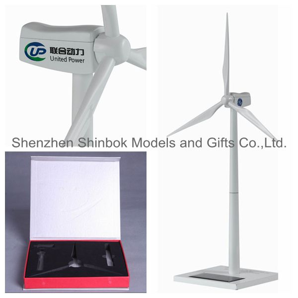 Mini Solar Windmill for Home Decoration