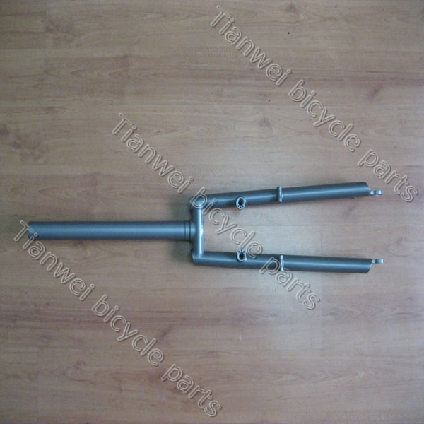 xacd Titanium bicycle front forks