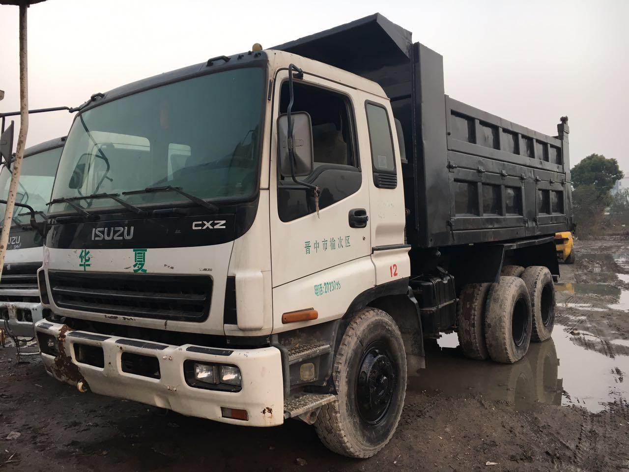 Used Dump Trucks >> Used Isuzu Dump Truck From China Manufacturer Manufactory Factory