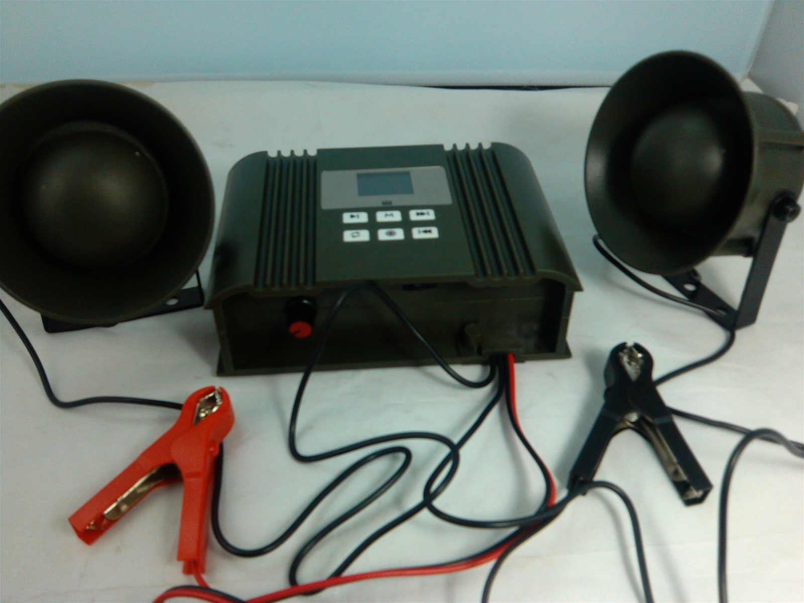 Desert machine hottest selling decoy with 182 sounds and support two external speakers cp-392
