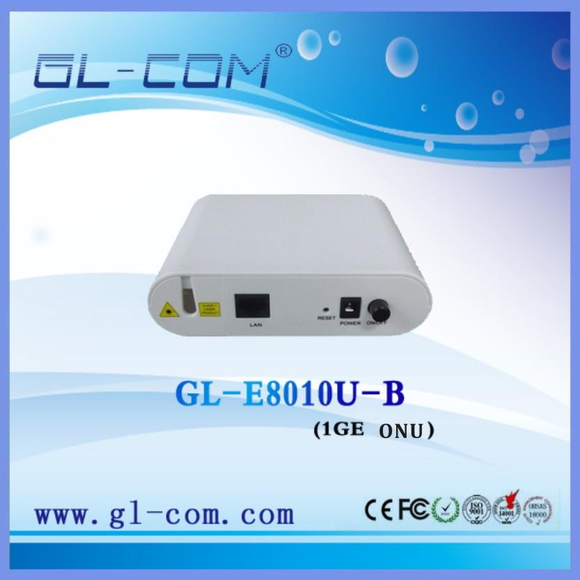 Fiber FTTH equipment Networking 1GE ONU